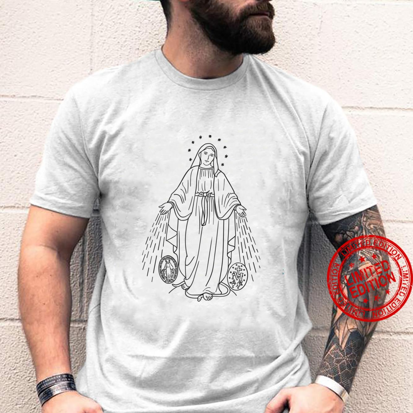 Our Lady of Grace Virgen de la Medalla Milagrosa Shirt