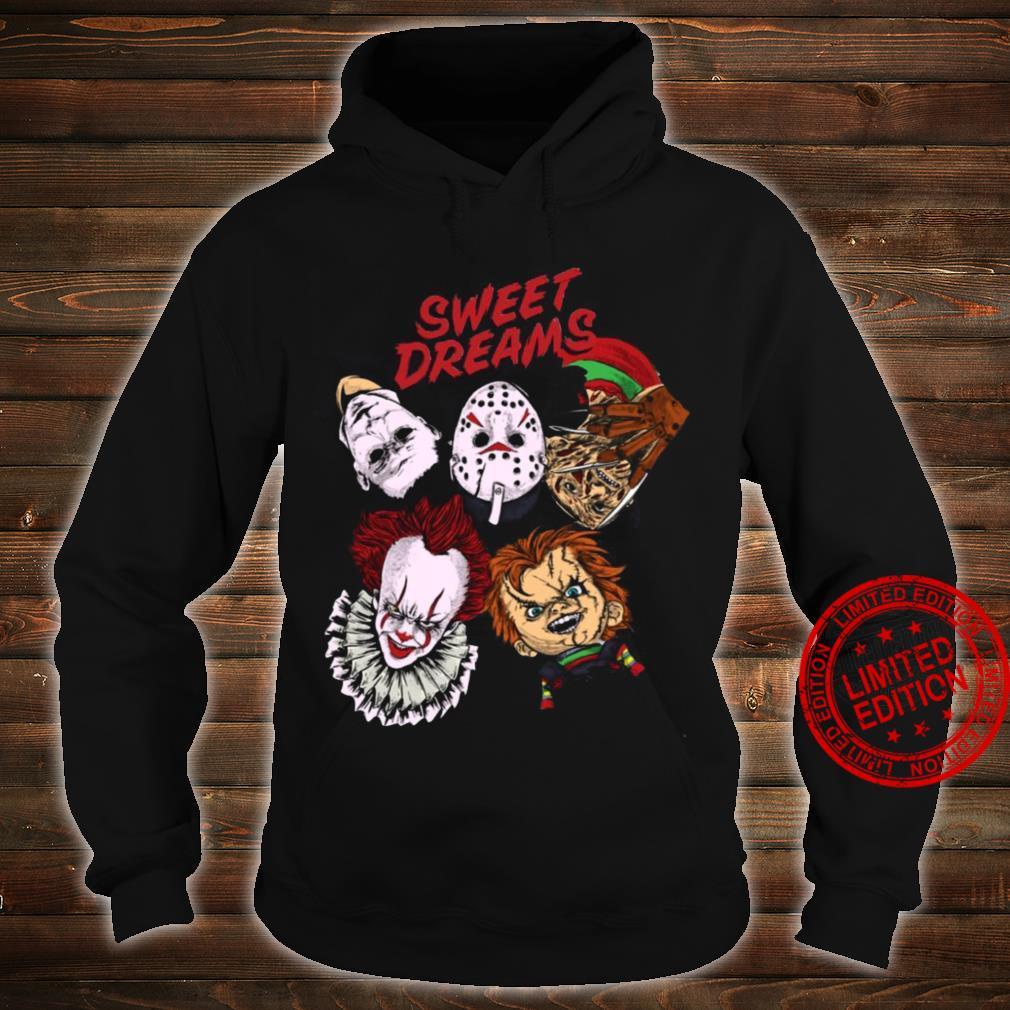 Sweet Dreams Horror Shirt hoodie