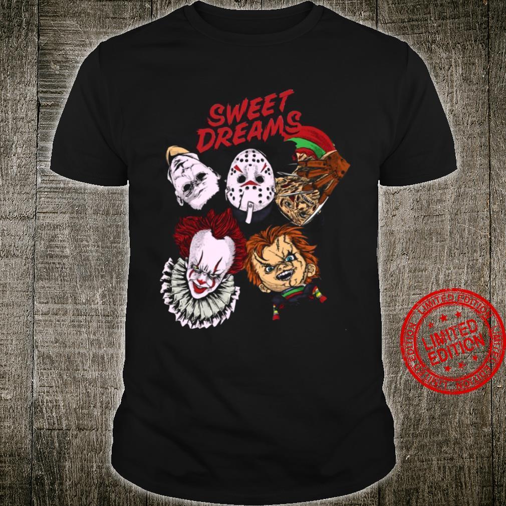 Sweet Dreams Horror Shirt
