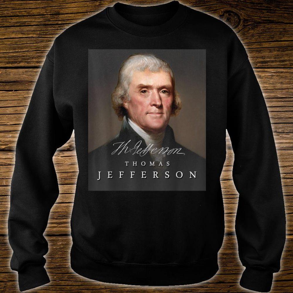 July 4th Founding Father Thomas Jefferson Liberty Shirt sweater