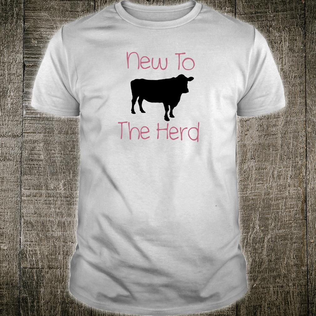 New to the Herd shirt