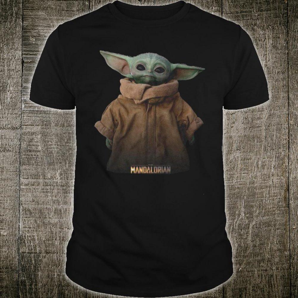 Star Wars baby Yoda it is a child the Mandalorian shirt